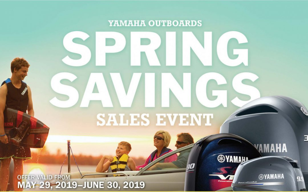 Yamaha Announces Wake Up To Savings Promo