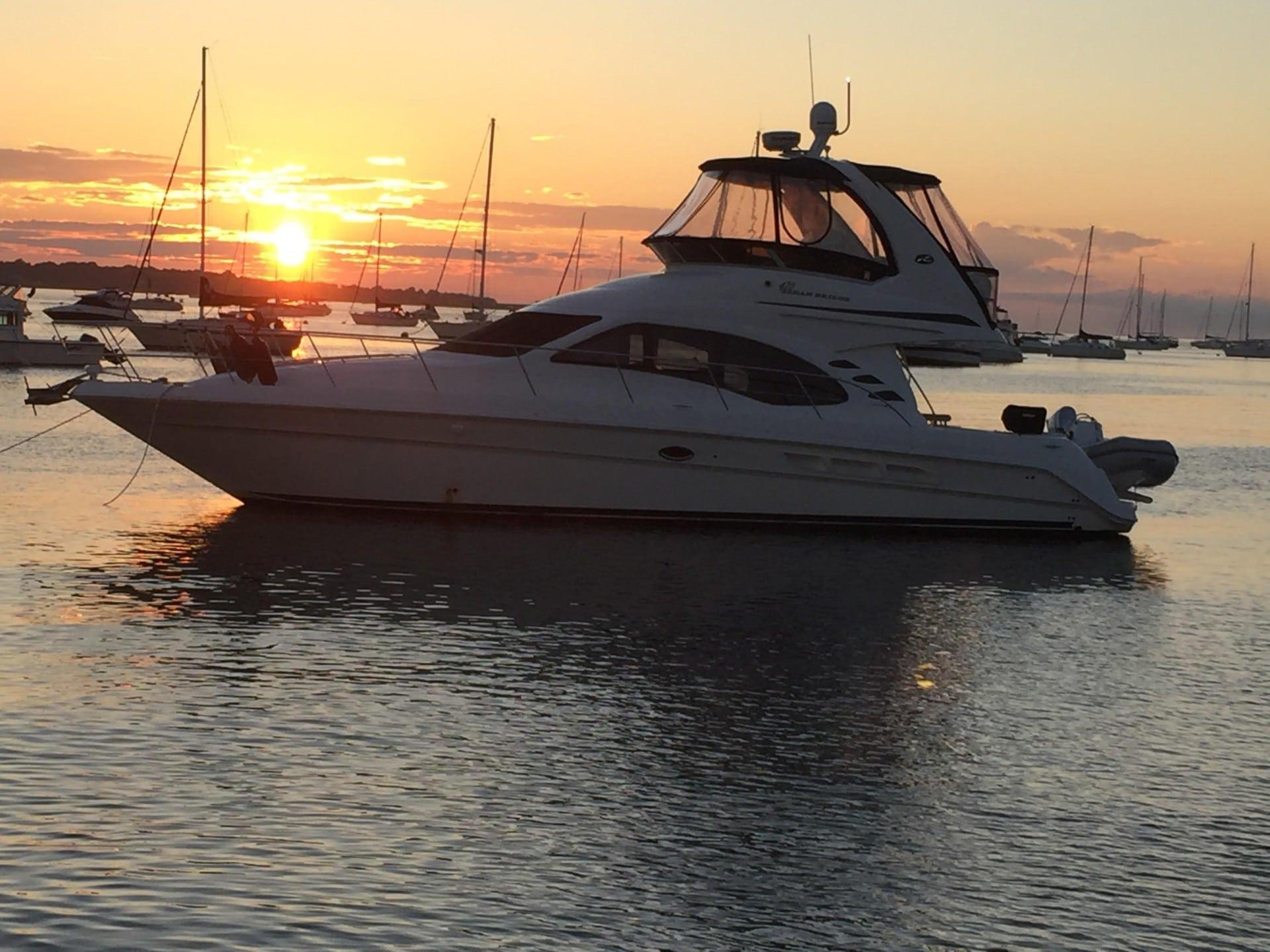 danny sold boat
