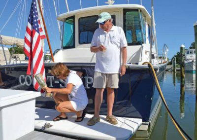 Boat-Christenings-at-Bluewater-Yacht-Sales7