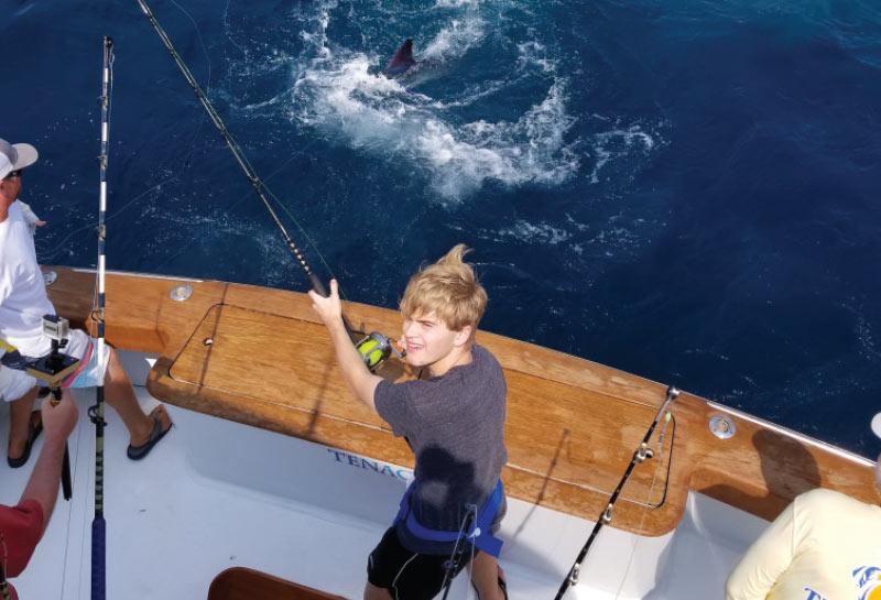 Matt-Lisagors-son-catches-white-marlin-tenacity-sportfishing