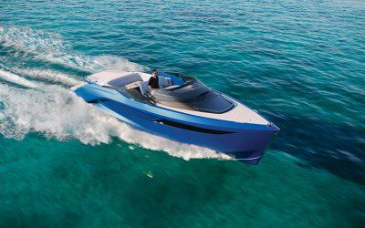 Collaboration between Princess Yachts, Pininfarina and BAR Technologies births the all-new R35