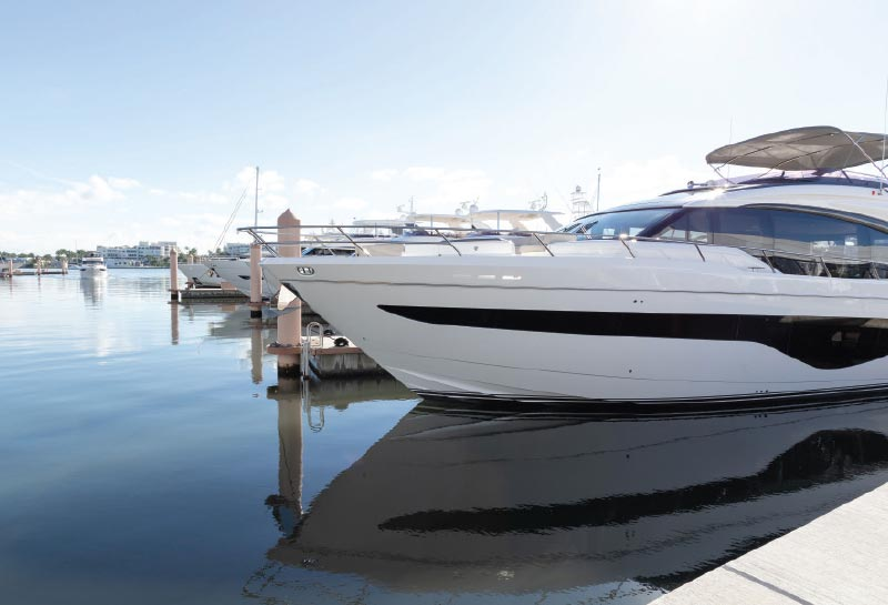 Princess-Yachts-for-sale-at-Fort-Lauderdale-International-Boat-Show