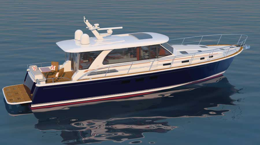 Sabre Yachts Answers Demand with the New 58