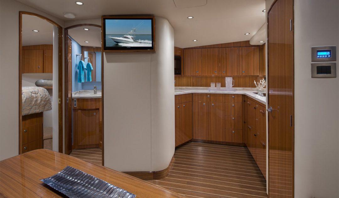 Viking 44ST Cabin