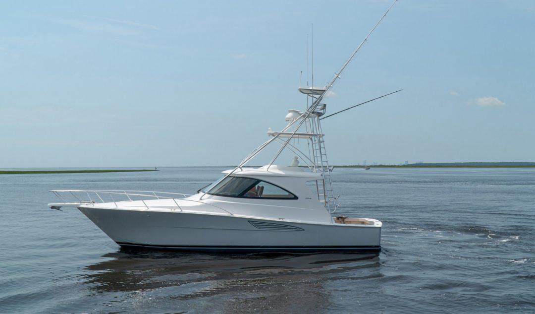 Viking 44ST profile