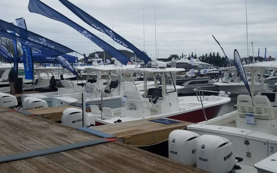 Buying Opportunities at the Bay Bridge Boat Show