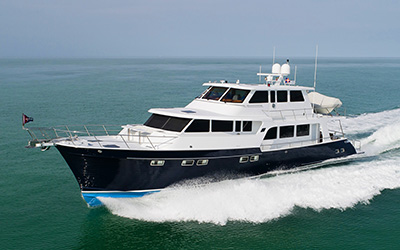 Marlow 70E - Bluewater Lady
