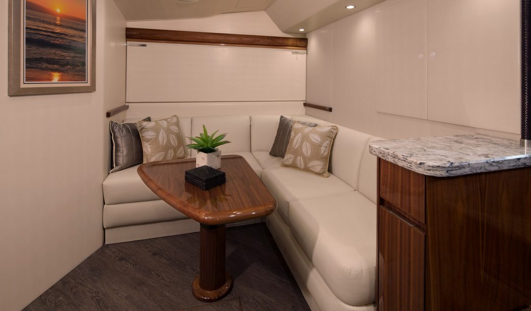 Viking 48 Interior
