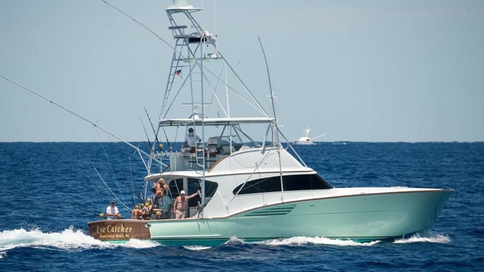 Viking 37 Billfish