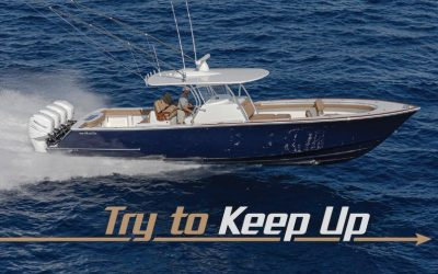 Viking's New Center Console Brand Captures the Market's Attention