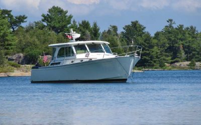 Back Cove & Sabre Empower Live-Aboard Adventures  in Quality and Style