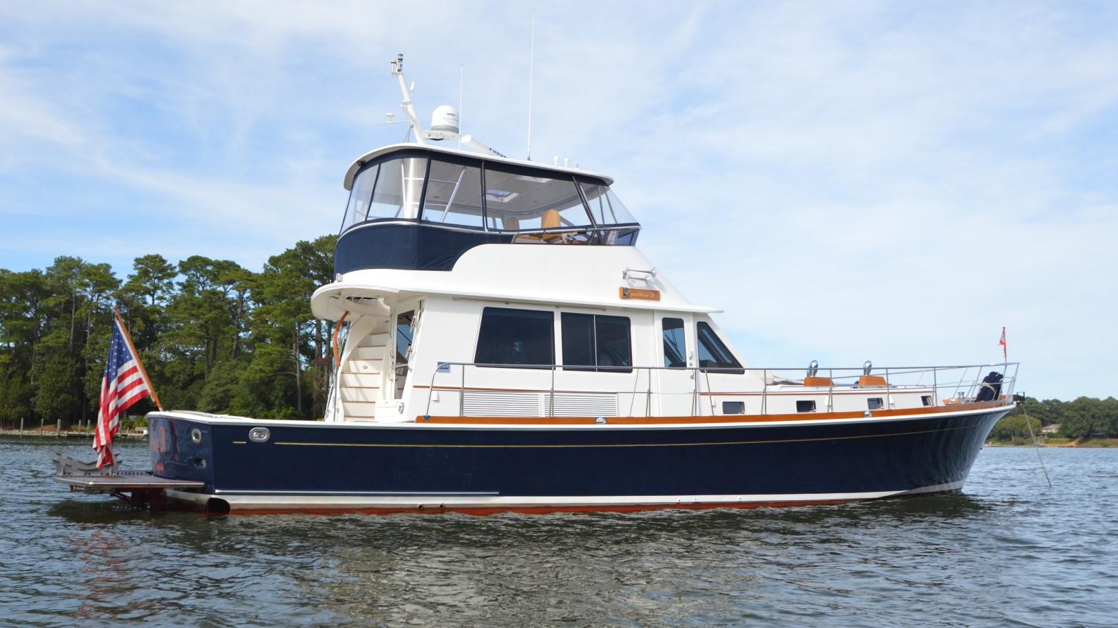 Viking 37 Billfish helm