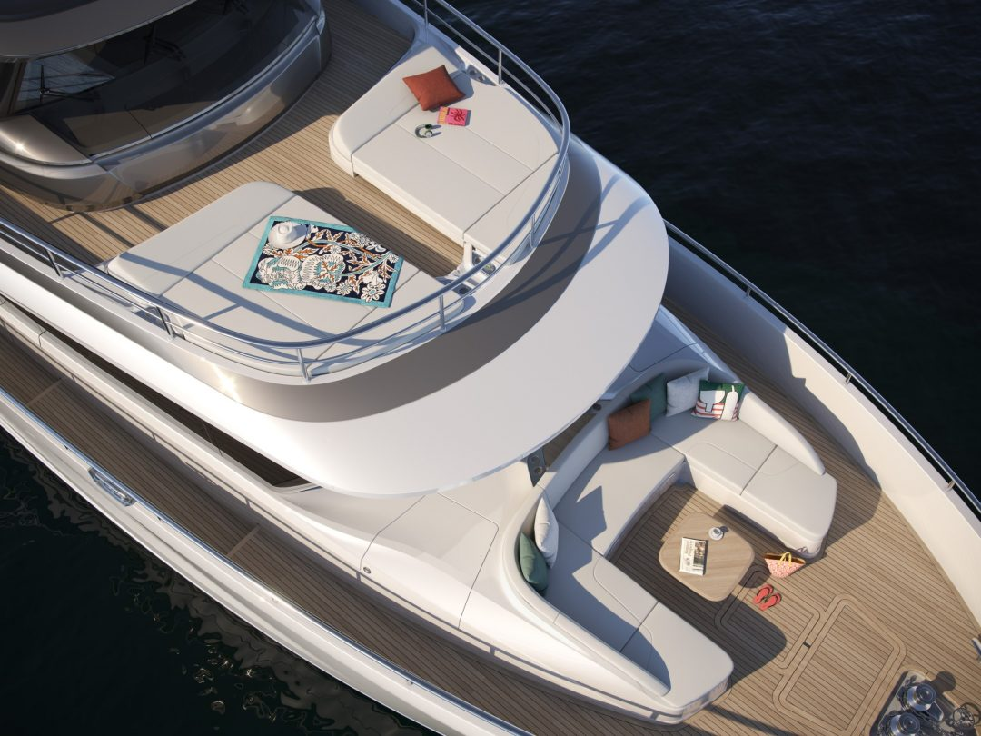 X80 Foredeck