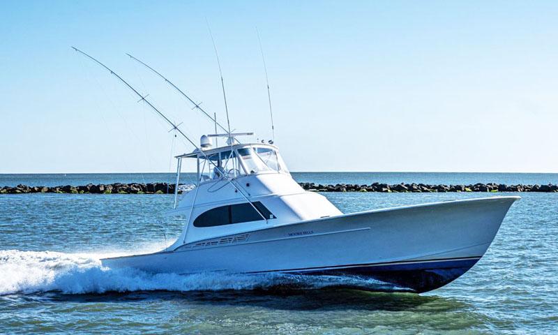Custom Carolina 59