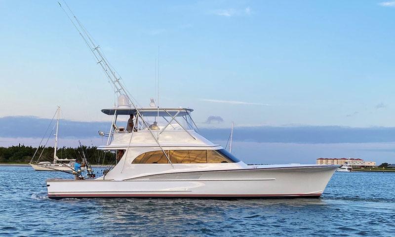 Jarrett Bay 58 - hull 45