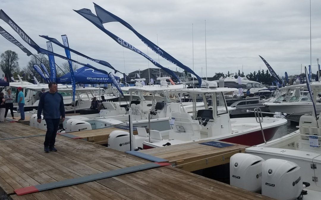 2021 Bay Bridge Boat Show