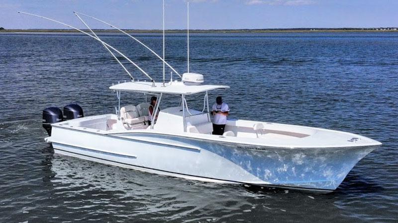 Custom Carolina 32