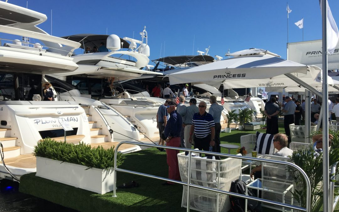 2021 Palm Beach Boat Show