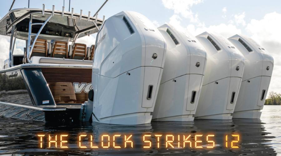 New Mercury V12 Verado Revolutionizes Outboard Industry