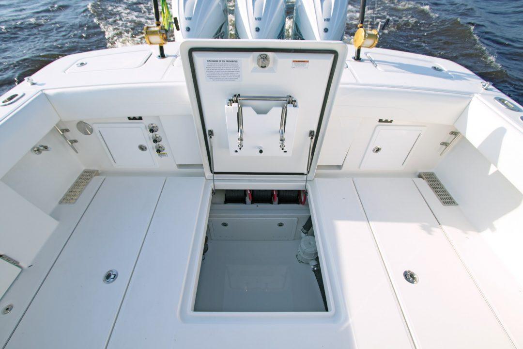 Regulator 37 Cockpit