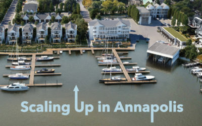 Reimagining Sales, Service & Support at the South Annapolis Yacht Centre and Marina Village