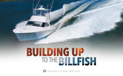 Viking's 38 Billfish is a Boat the Whole Family Can Enjoy