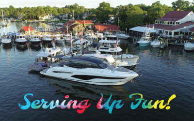 2020 Bluewater Summer Cruise Revisits St. Michaels