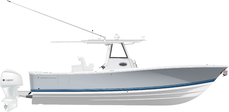 2022 Regulator 31 For Sale at Bluewater Yacht Sales