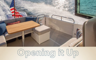 Back Cove's New Outboard Models Prove Fast & Spacious
